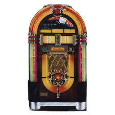JUKEBOX Wurlitzer Music Dance Party Huge CARDBOARD CUTOUT Standee Standup Prop