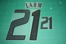 Germany 04/06 #21 LAHM Homekit Nameset Printing
