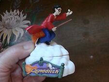 Harry Potter Sculpted Covered Box *HARRY POTTER* Quidditch Player SEEKER Enesco