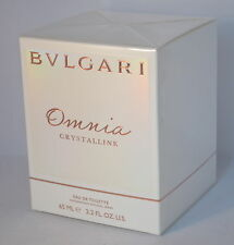 Bvlgari Omnia Crystalline By Bvlgari Edt Spray 2.2 Oz Brand new in Sealed Box