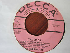 SURF RIDERS Birds Blues for the birds promo 45