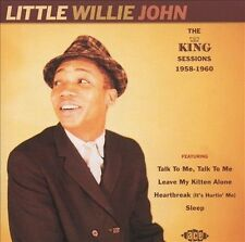 The King Sessions by Little Willie John (CD, Sep-2005, Ace)