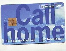 carte telephonique france telecom - ' call home ' - 120 unités - 1995
