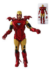 New ! IRON MAN Tony Stark 18cm PVC Action Figure