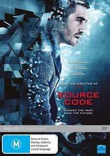 SOURCE CODE DVD R4 Jake Gyllenhaal