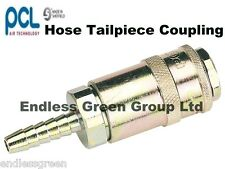 PCL Quick Release Coupler 1/4 hose - air compressor airline tail coupling  37839