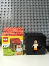 Lego Minifigure Chicken Suit Guy With Hut Series 9 - 5004468 Rare - BNIB