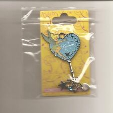 Tinker Bell Birthstone Collection 2011 - December Silver Key Pin
