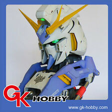 SMS Recast 1:24 RX-93-ν2 Hi-ν Gundam Bust Head Ver. 1.0 with Base and LED System