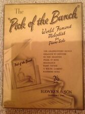 The Pack of the Bunch, Vintage, Hawkes and Son, The World Famous Melodies, Music
