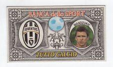 figurina BANCA DELLO SPORT TUTTO CALCIO 2015/2016 JUVENTUS MANDZUKIC