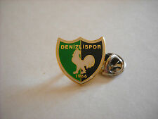 a1 DENIZLISPOR FC club spilla football calcio futbol pins badge turchia turkey