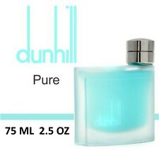 Dunhill Pure by Alfred Dunhill 75 ML 2.5 oz EDT  Men Spray New No Box