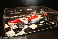 MINICHAMPS PAULS MODEL ART FORMULA 1 F1 ONE C.DA MATTA PANASONIC TOYOTA TF 103