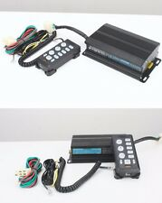 200W 12V Car Auto Police Siren Electrical Host Alarm Without Speaker ESV6203