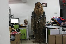 Halloween RARE Star Wars Chewbacca Fancy Dress Costume Adult Xmas One Size New