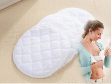 12pcs Practical Nursing Breast Pads Washable Soft Absorbent Baby Breastfeeding