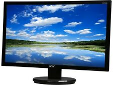"""Acer K272HUL bmiidp 27"""" Widescreen LED IPS Monitor - Certified Refurbished"""