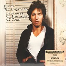 Darkness On The Edge Of Town  Bruce Springsteen Vinyl Record