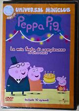 DVD - Peppa Pig - La mia festa di compleanno e altre storie - Include 10 episodi