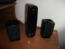 Samsung Home Theater SWA-4000 Wireless Receiver Module/2 Speakers ONLY