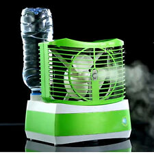 Mini Portable Electric Cooling Mist Humidifier Fan Air Purifier Air Conditioner