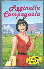 Reginella Campagnola (2000) Musicassetta NUOVA Mamma mia dammi 100 lire. Bionda
