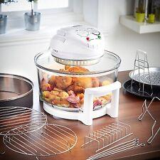 Low Fat Friggitrice Patatine Cibo Fornello Cucina elettrica forno alogeno SET GRIGLIE soddisfare