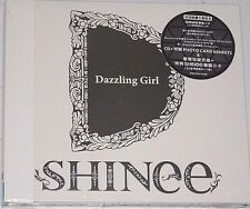 SHINee Dazzling Girl Limited Digipak Edition B 6 PHOTO CARD (2012) #230