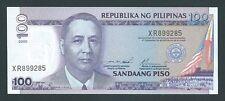 F.C. FILIPINAS PHILIPPINES , 100 PESOS 2000 , S/C ( UNC ) , P.184e .