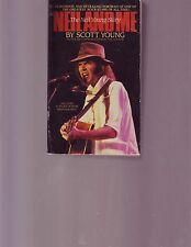 Neil and Me Scott Young book By DAd CSNY