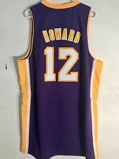 Adidas Swingman NBA Jersey LOS ANGELES Lakers Dwight Howard Purple sz XL