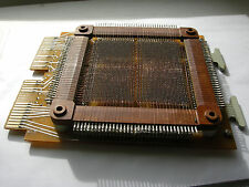 USSR Magnetic Ferrite Core Memory plate 4096b & diode array Saratov-2 PDP8 clone
