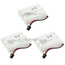 3 X Cordless Phone Battery for Panasonic P-P501 P-P504