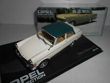 OPEL REKORD PII  1960-63 OPEL COLLECTION  EAGLEMOSS IXO 1/43