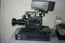 Hitachi Z-2000A Video Camera Studio Set