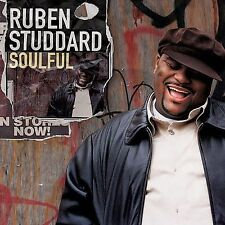 RUBEN STUDDARD SOULFUL MUSIC CD  - FACTORY SEALED!