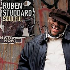 RUBEN STUDDARD SOULFUL MUSIC CD  - FACTORY SEALED!