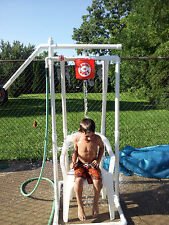 Dunk tank water toy (Parties, graduations, events) Discounted Int'l shipping