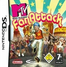 MTV Fan Attack (Nintendo DS) - NEU