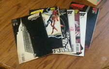 DAREDEVIL: FALL from GRACE(Complete 7 Book Set) Marvel, 1993, Poster Included!VG
