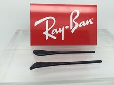 Authentic RayBan RB 3025 AVIATOR Replacement Temple (Arm) Tips for Black Ray-Ban