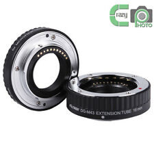Viltrox DG-M43 Metal AF Macro Extension Tube M4/3MFT for Olympus E-P1 Panasonic