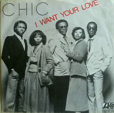 "7"" 1979 NL-PRESS RARE! CHIC : I Want Your Love /MINT-?"