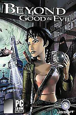 Beyond Good and Evil (PC DVD) NEW