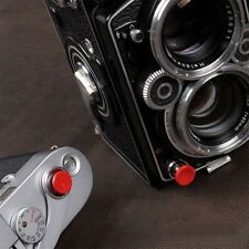 1Pcs Red Metal Soft Shutter Release Button for Fujifilm X100 SLR Camera F7