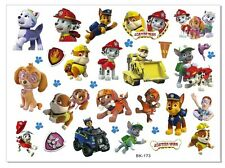 KIDS Temporary Tattoo PAW PATROL Good Quality Great for Party Bags.