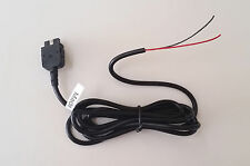 Bare Wire Power Cable Garmin nuvi 700 750 760 780 780 755T 785T 850 855 860 880
