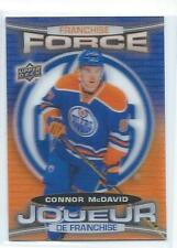 2016/17 Upper Deck Tim Hortons Franchise Force - # FF-4  Connor McDavid