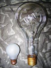große alte Glühbirne, E 40  Art Deco Länge 28 cm
